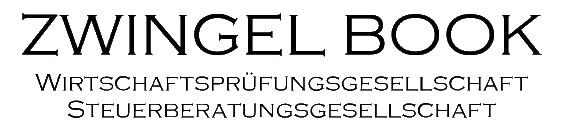 Zwingel Book